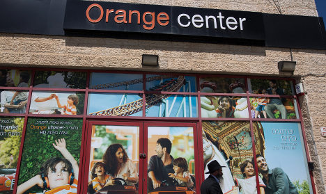 Orange is in Israel 'to stay', says chairman