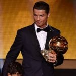 French police scold Ronaldo for street wee
