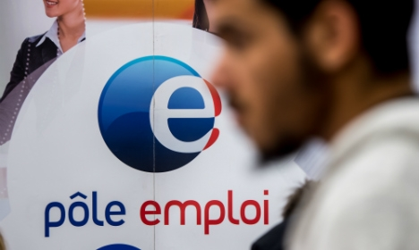 France sees big rise in unemployment rate