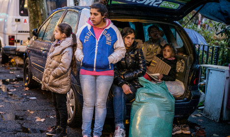 Three million French children living in poverty