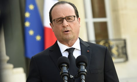 France shocked but not surprised by terror attack