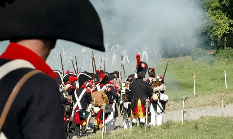 Waterloo still taboo for the French 200 years on