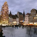 <b>Place Kleber, Strasbourg:</b> There's probably no better place to be in the run up to Christmas than Strasbourg's main square Place Kleber. It plays home to the city's world famous Christmas market as well as a giant Christmas tree. Having said that, the square, named after general Jean-Baptiste Kléber, born in Strasbourg in 1753, is beautiful all year round.Photo: AFP