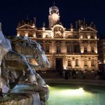 """<b>Place des Terreaux, Lyon:</b> The centrepiece of this stunning square is the Fontaine Bartholdi. Sculpted by Frédéric Auguste Bartholdi, it depicts a woman on a chariot driven by four horses, representing France and the country's four main rivers. Want to know more about Lyon? <a href=""""http://www.thelocal.fr/20150605/seven-ways-lyon-is-better-than-paris"""" target=""""_blank"""">Click here.</a>Photo: Anthony V./Flickr"""
