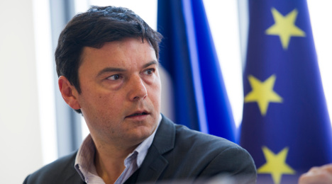 Piketty: Germany can't give lessons to Greece