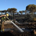 'Severe' risk of more wild fires in southern France