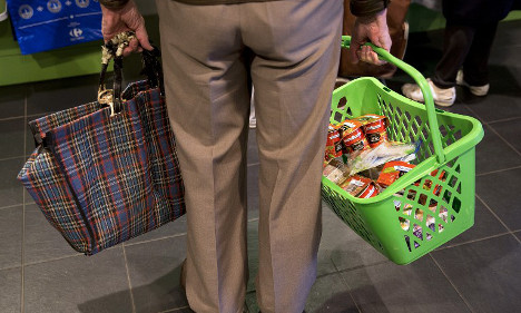 Ghost supermarket stumps French shoppers