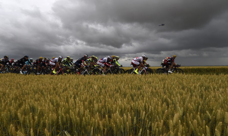 Tour hit by first doping case in three years