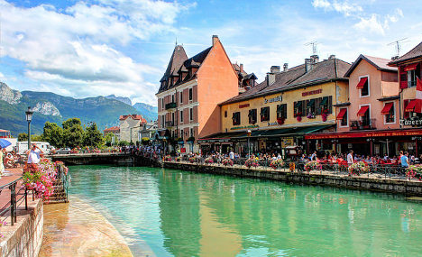 France's 'best and worst' places to live and work