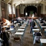 Blind teacher in France told to supervise exams