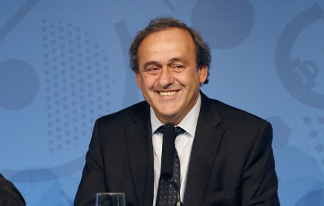 France's Platini to stand for Fifa presidency