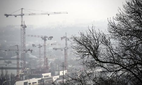 Air pollution costs France '€100bn a year'