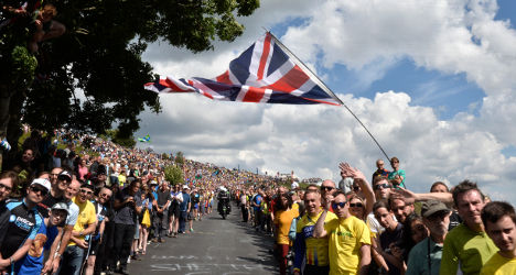 Tour de France to take place amid tight security