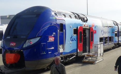 New French trains 'too high' to get to Italy