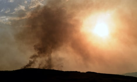France hit by fires and drought as sun stays out