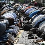 France's Muslims to mark end of Ramadan