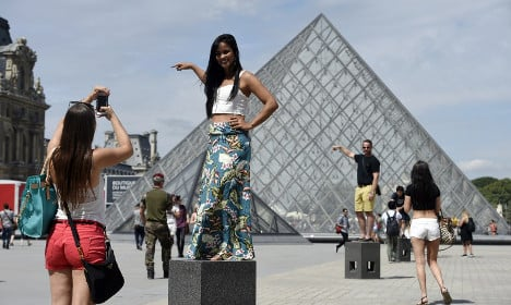 France set for 'new world record for tourism'