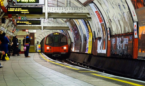 French transport giant to upgrade London tube