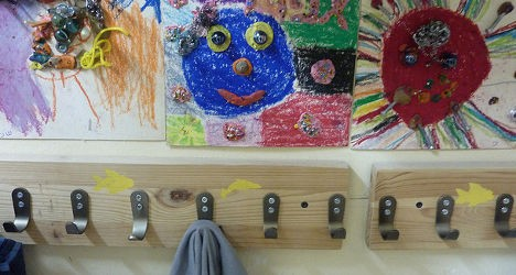 Kids to be punished for French nursery ransack