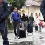 Police evacuate France's oldest shanty town