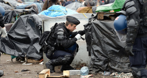 France to build new camp for 1,500 migrants