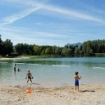 British expat drowns swimming in French lake