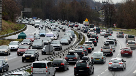 Plan to cut speed limits on French motorways