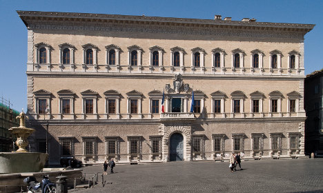 Letter bomb sent to French embassy in Rome