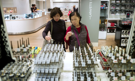 China's yuan cut may hit France's luxury sector