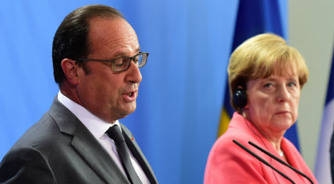 Paris 'scared' by Berlin over economic policy
