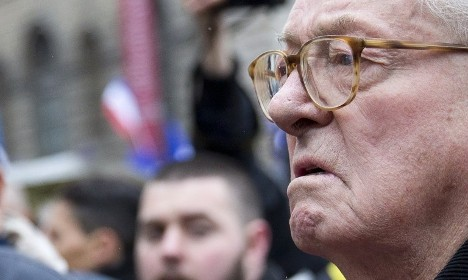 France's Le Pen booted out of his far-right party