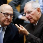 French minister criticizes Germany over Grexit