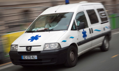11-year-old boy survives six-storey fall in Paris