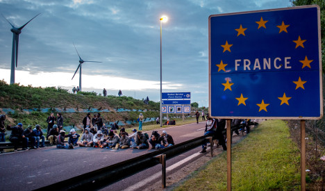 Time for France to show fraternité to refugees?