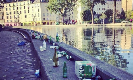 Paris vows it is ready to clean up its streets