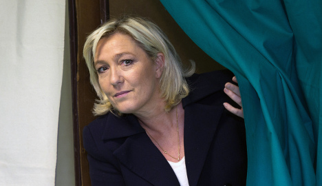 Le Pen's National Front charged with fraud