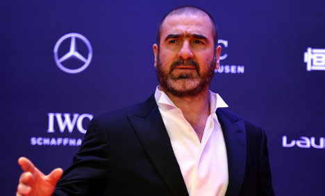 Eric Cantona ready to take in refugees at home