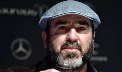 Eric Cantona to house refugees for two years