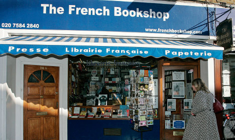 French in London: It's hardly Paris on Thames