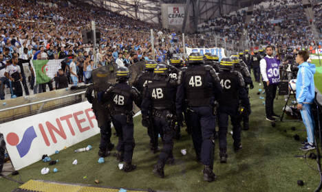 Crowd violence in France sparks Euro 2016 fears