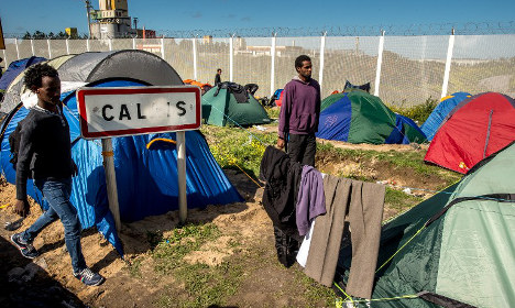 Iraq refugee crushed to death by pallets in Calais