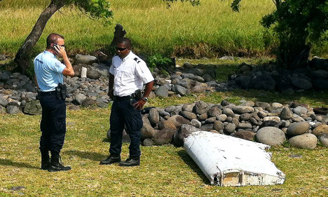France confirms wing part is from flight MH370