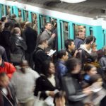 Dirty air on Paris Metro poses health risk to staff