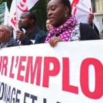 French jobless rate stays stable at ten percent
