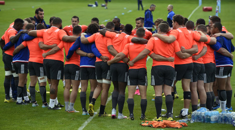 Anti-French feeling rises on eve of World Cup