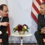 Hollande would say 'non' to any TV survival show