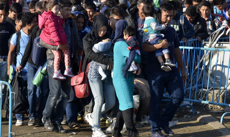 EU mayors: 'More must be done for refugees'