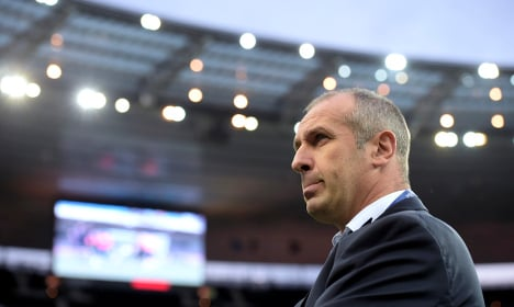 France coach jeered after World Cup drubbing