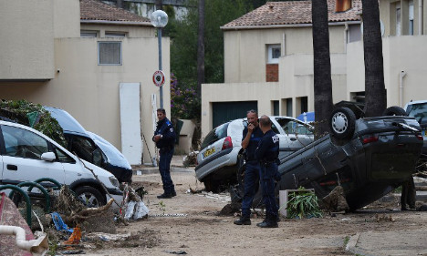 South of France braces for 'intense' storms