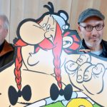 Asterix returns with Assange-like reporter